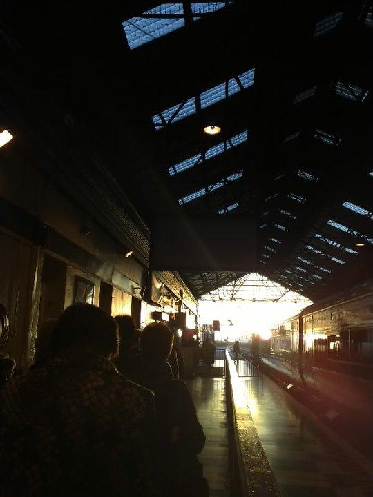 Ceannt Station Galway