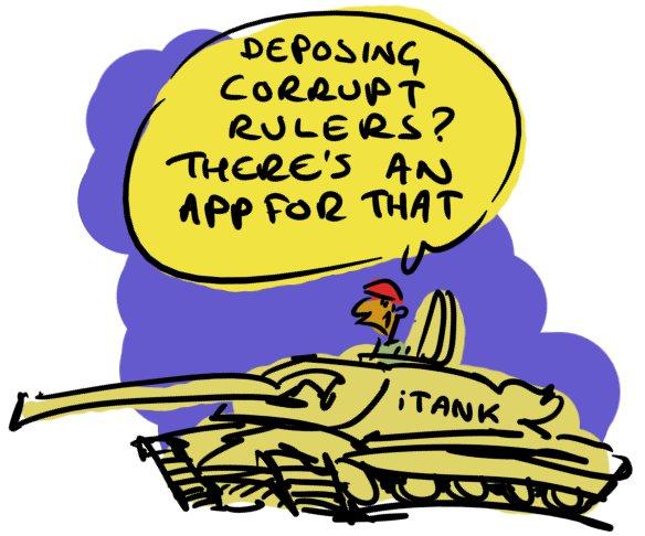 Tank Cartoon